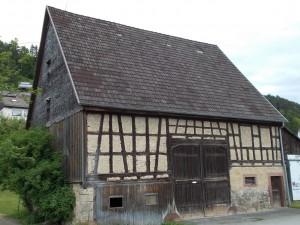 barn in germany